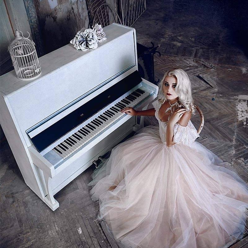 MJ Bridal Couture suknelės