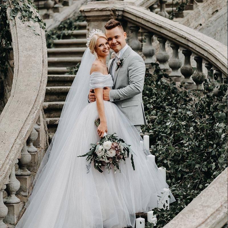 Vestuvinių suknelių siuvimas Vilniuje