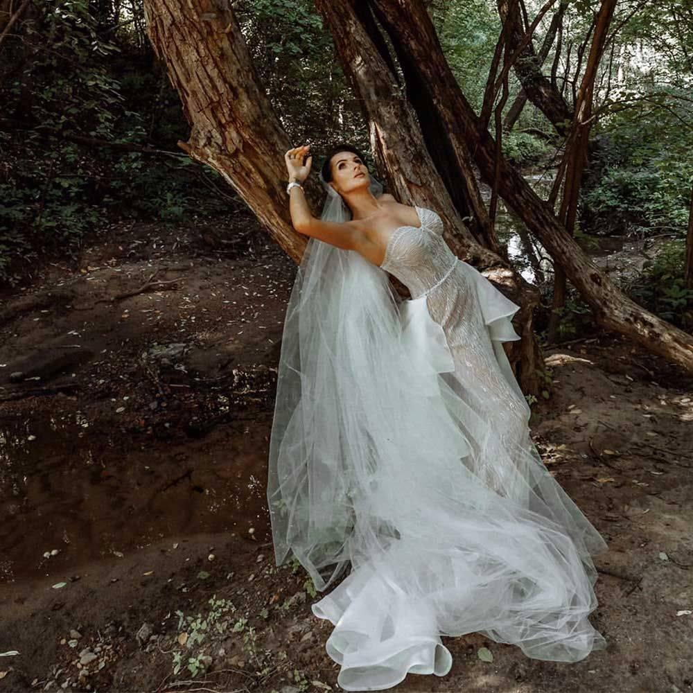 Vestuvinių suknelių siuvimas - Nr. 1