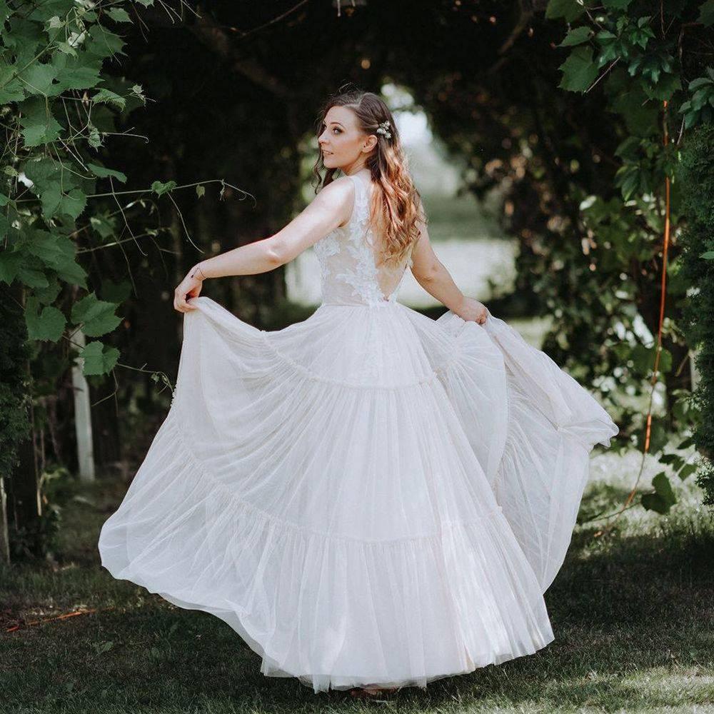 Vestuvinių suknelių siuvimas - Nr. 35
