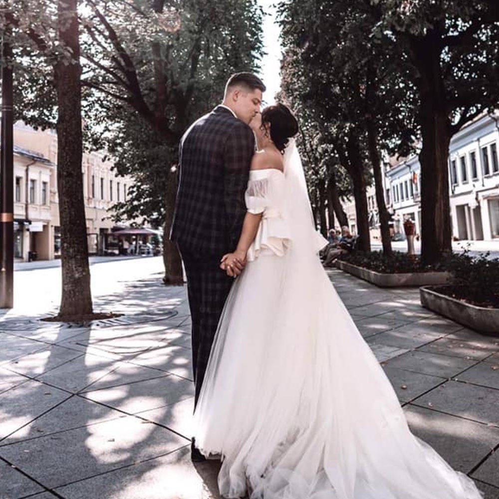 Vestuvinių suknelių siuvimas - Nr. 39