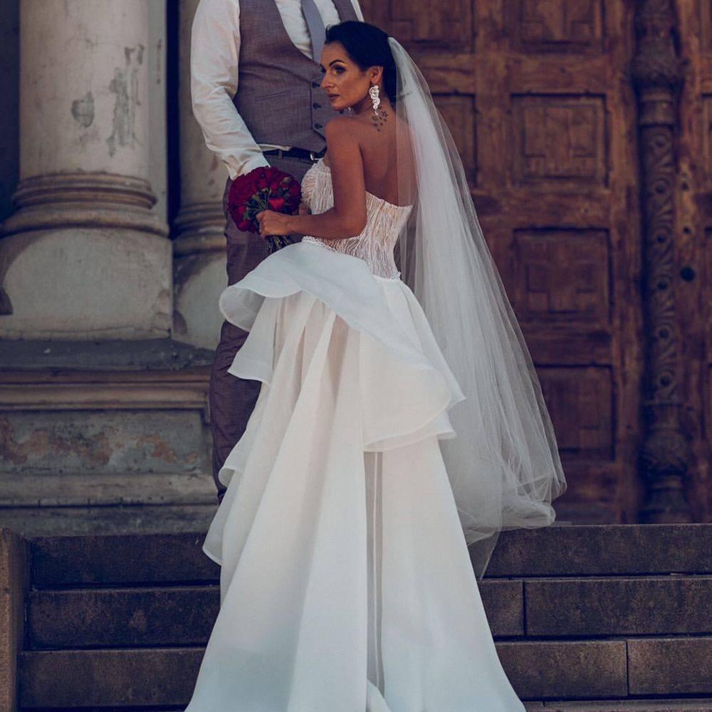 Vestuvinių suknelių siuvimas - Nr. 40