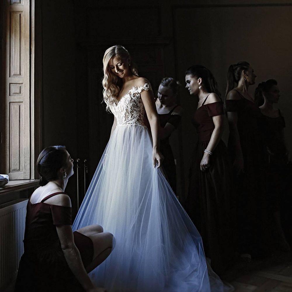 Vestuvinių suknelių siuvimas - Nr. 46