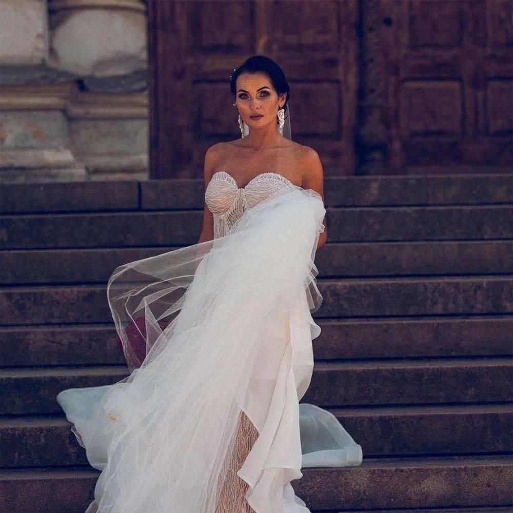 Vestuvinių suknelių siuvimas - Nr. 53