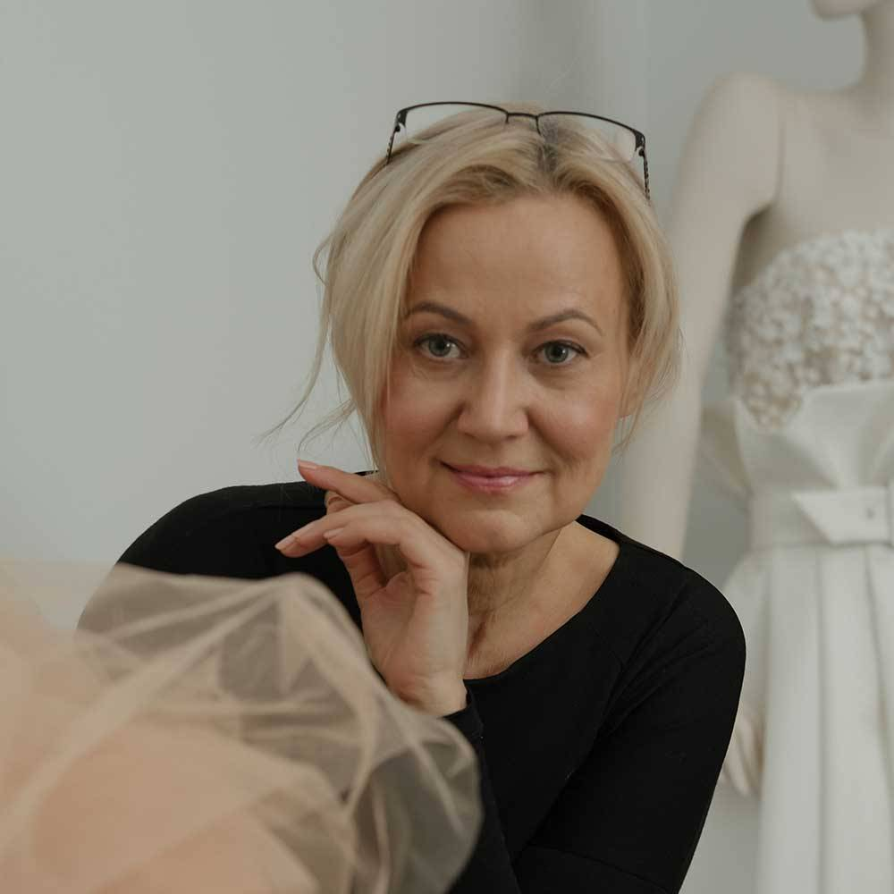 Jolanta Malvicienė - MJ Bridal Couture